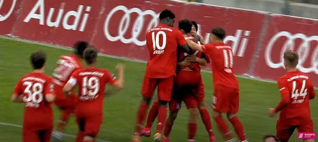 Bayern już znalazł następcę Lewandowskiego?! 17-letni Musiala robi furorę