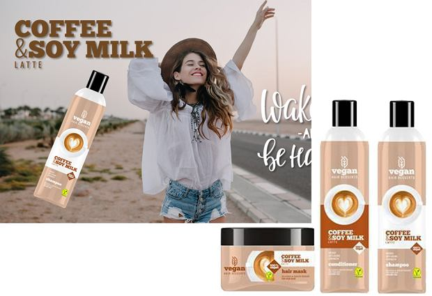 Produkty Coffee&Soy Milk Latte marki Vegan Skin