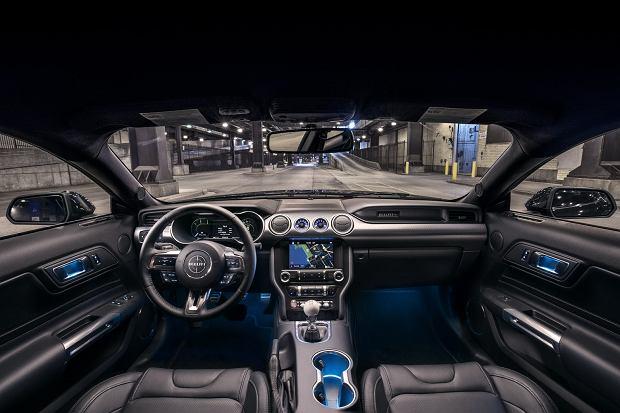 Nowy Ford Mustang Bullitt