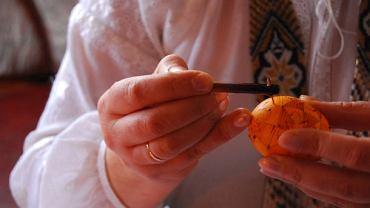 Tradycyjne pisanki z Kołomyi krok po kroku (Fot. Dominika Węcławek)