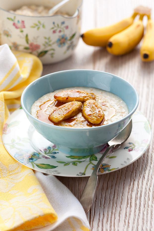 Co jeść po bieganiu? Banany i owsianka dobrze uzupełniają zapasy glikogenu