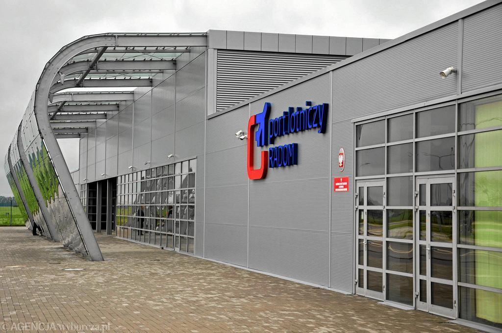 Lotnisko w Radomiu