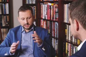 Rafał Trzaskowski: będę Asterixem i pogonię złych Rzymian