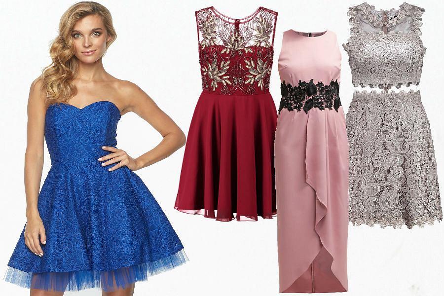 09aec62331e5d2 Najładniejsze suknie i sukienki na imprezy - przegląd