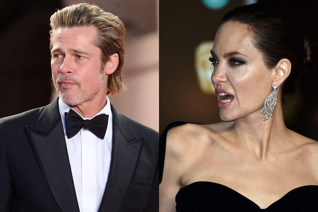 To nie koniec sądowej batalii pomiędzy Angeliną Jolie a Bradem Pittem