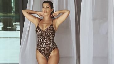 Kourtney Kardashian - plan treningowy