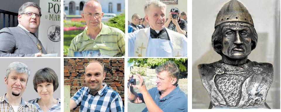 Nominowani do tytułu Płocczanina Roku 2020. Zwycięzca dostanie w nagrodę statuetkę Bolesława Krzywoustego