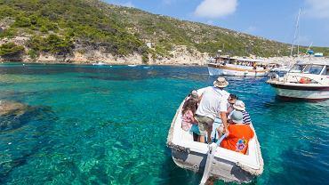 Chorwacja wyspy. Vis
