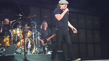 Brian Johnson z AC/DC to jeden z faworytów IV notowania Rock Czart!