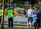 Lance Armstrong o Jakobsenie: Nie widziałem tak koszmarnego wypadku