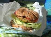 Wegetariańskie burgery warzywne - ugotuj