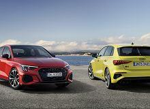 Nowe Audi S3 zaprezentowane. Ma 310 KM, napęd quattro i do setki rozpędza się w 4,8 s