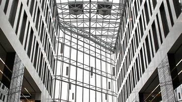 Wnętrze biurowca Plac Unii