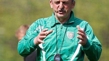Piotr Piekarczyk ponownie trenerem GKS-u Katowice