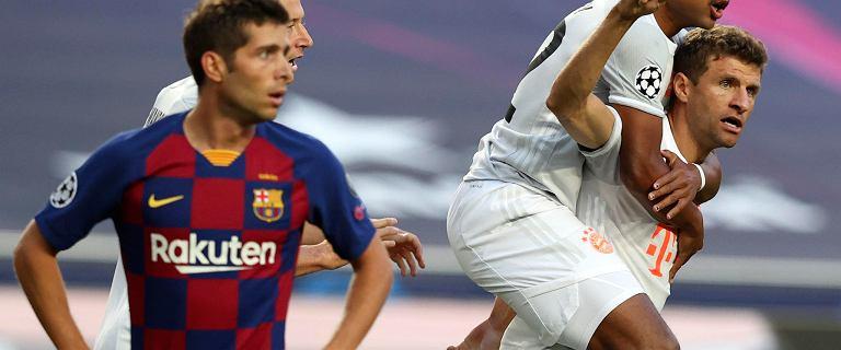 Barcelona jeszcze nigdy nie przeżyła takiego upokorzenia. Rekord!