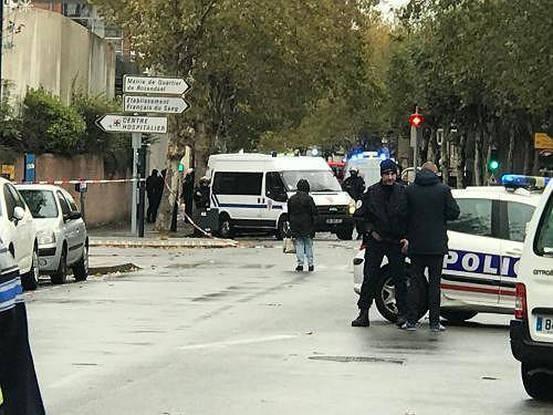 Akcja antyterrorystów we Francji