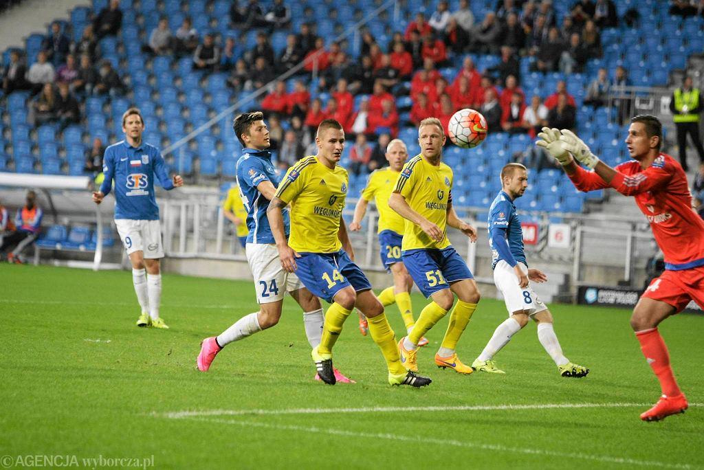 Lech Poznań - Ruch Chorzów 1:0 w Pucharze Polski