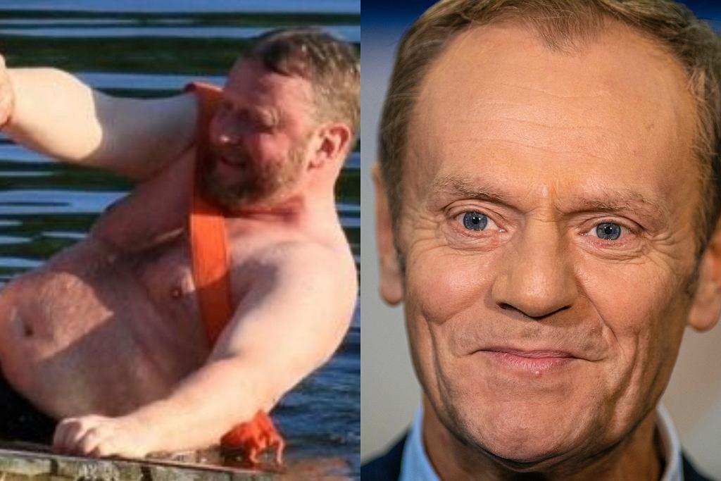 Łukasz Szumowski, Donald Tusk