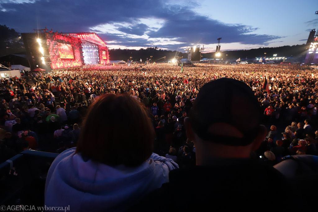 Pol'and'Rock Festival - zdjęcie ilustracyjne