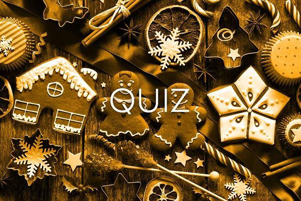 Grafika do świątecznego quizu