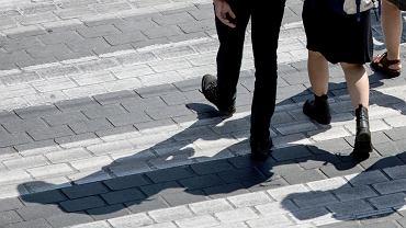 Przejście dla pieszych (zdjęcie ilustracyjne)