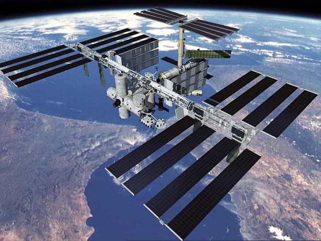 Międzynarodowa Stacja Kosmiczna w grudniu 1998 roku