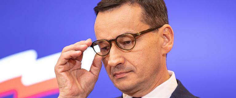 30-krotność składek ZUS zostaje, Morawiecki zapowiada cięcia wydatków