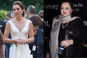 c94b1aa8a5 Księżna Kate założyła rok temu suknię Gosi Baczyńskiej. Teraz projektantka  przerobiła kreację. Jest jeszcze piękniejsza!