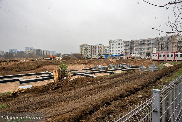 Zdjęcie numer 1 w galerii - W Fordonie już budują nowe osiedle. Zamieszka tu aż 600 rodzin