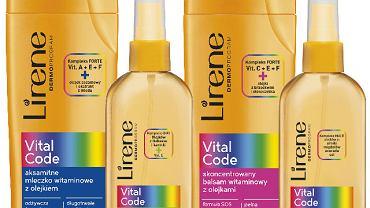 Vital Code: linia witaminowa od Lirene