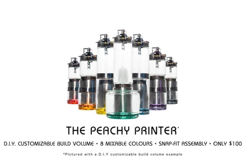 Peachy Printer