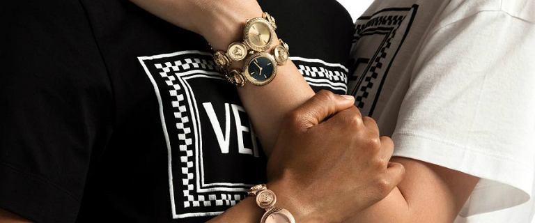 Zegarki Versace. Teraz kupisz je nawet 75% taniej! Zobacz najładniejsze modele