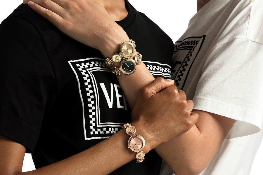 versus versace zegarki