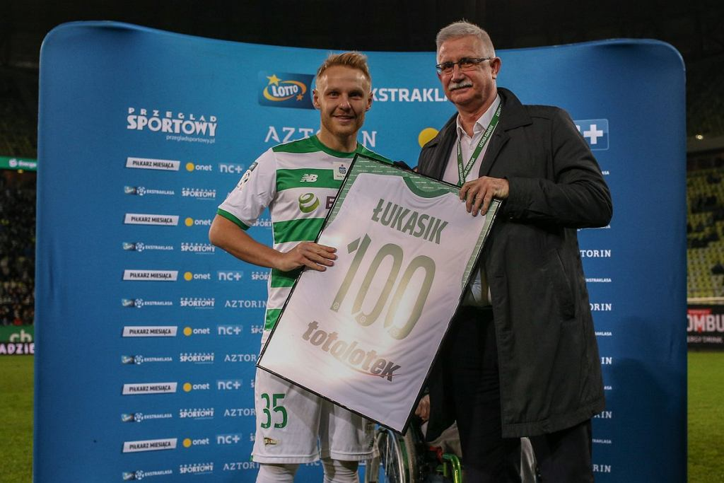 Daniel Łukasik i Janusz Biesiada
