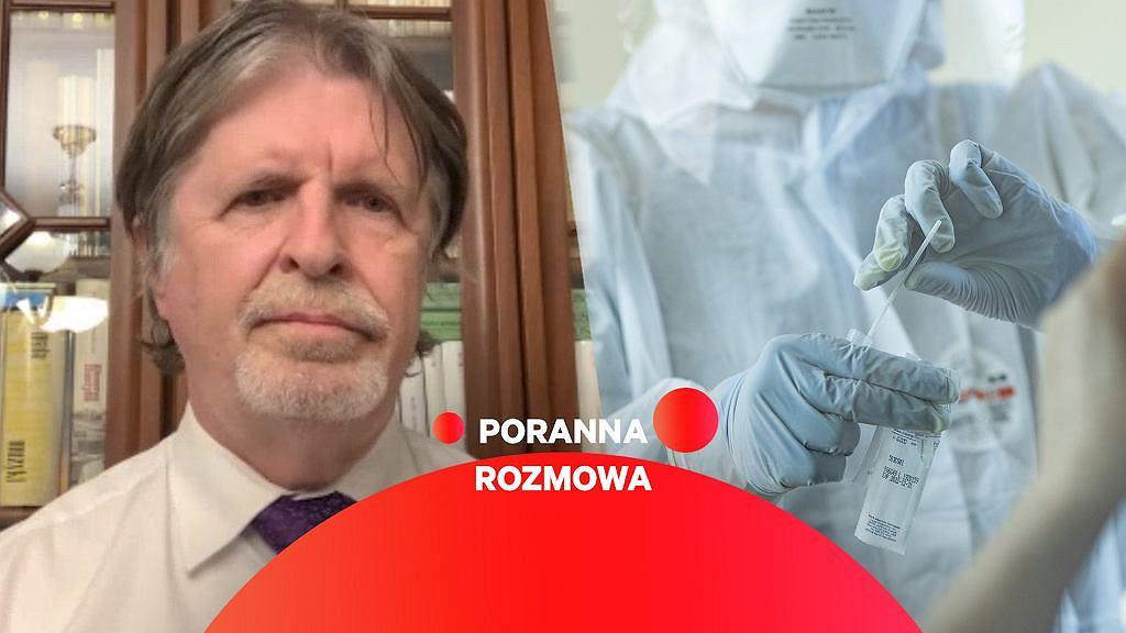 Andrzej Sośnierz w Porannej Rozmowie Gazeta.pl
