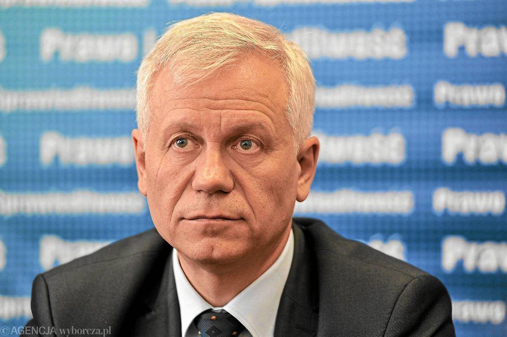 Marek Jurek, prezes Prawicy Rzeczpospolitej