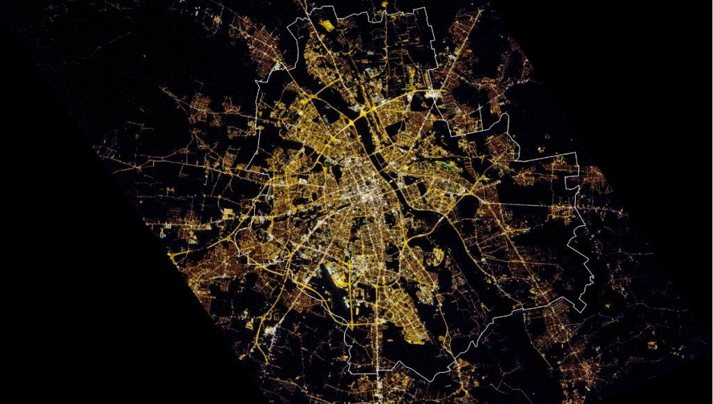 Nocna Warszawa