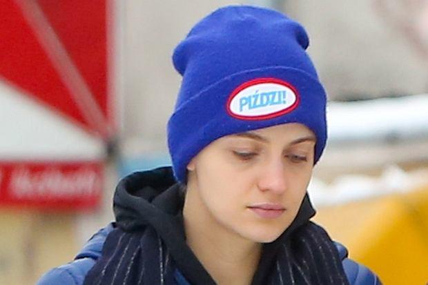 2013.02.12Warszawa  Kuba Wojewodzki z dziewczyna  FOT RFB/ AF EOS *** Local Caption *** Agencja Fotograficzna Eos  www.afeos.pl  + 48 502327998  mail foto@afeos.pl