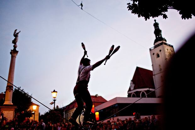 Zdjęcie numer 0 w galerii - Festiwal cyrkowy w Oleśnicy. Zobaczcie niezwykłe zdjęcia [GALERIA]