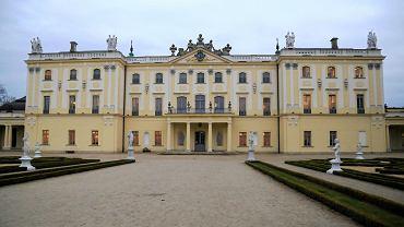 Pałac Branickich. Uniwersytet Medyczny w Białymstoku