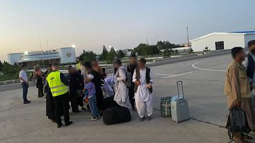 Ewakuacja obywateli Afganistanu, którzy współpracowali z Polską