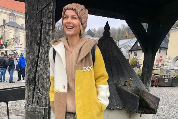 sykut jeżyna płaszcz pluszowy
