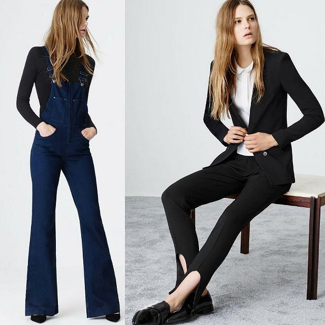 Listopadowy lookbook Zara