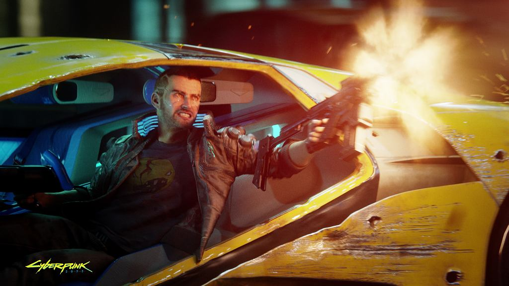 'Cyberpunk 2077' - polska branża gier wideo światowym hegemonem? 'Cyberpunk 2077' to dopiero jeden z pierwszych kroków