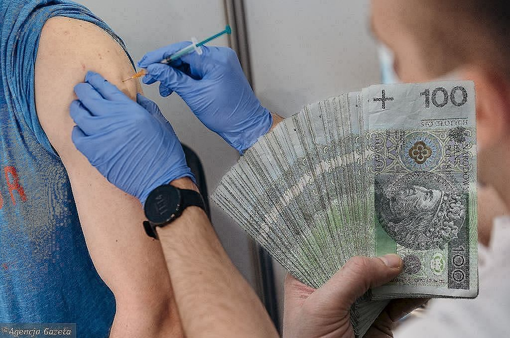 Loteria szczepionkowa (zdjęcie ilustracyjne)