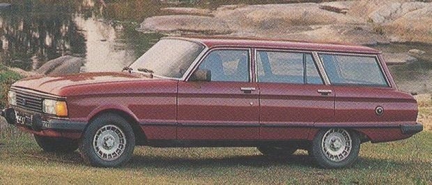 1982 Ford Falcon Rural