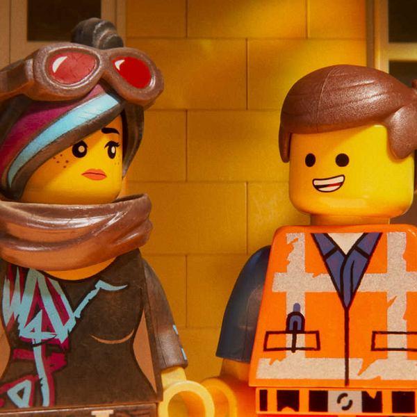 Lego przygoda 2