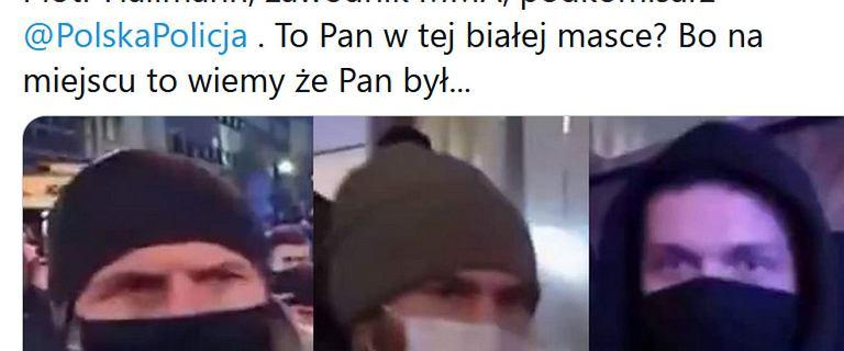 """Policjant, były zawodnik UFC odpiera zarzuty Barbary Nowackiej. """"Zostałem skrzywdzony"""""""