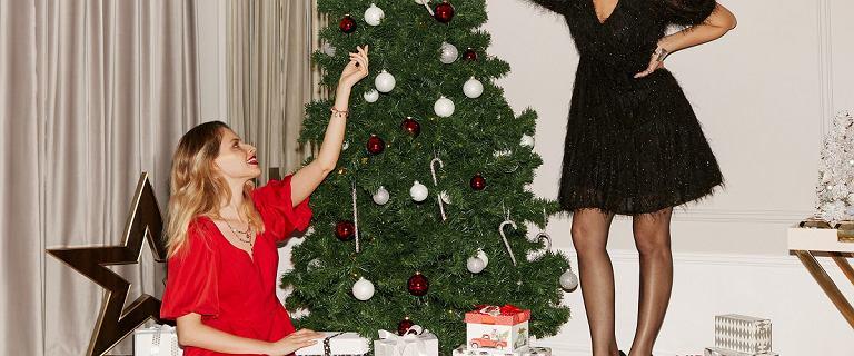 Klasyczne kroje i głęboka czerwień - przedstawiamy świąteczną kolekcję MOHITO Better Together