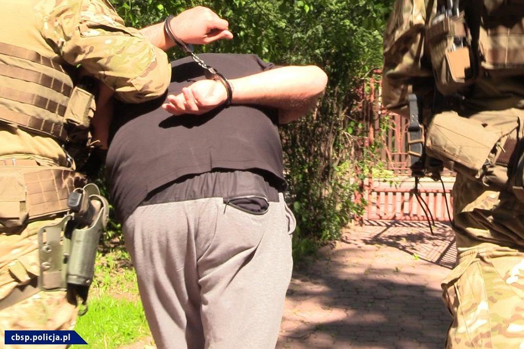 CBŚP rozbiło polsko-egipski gang narkotykowy